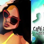"""Marga Sol took part of the World Known release """"Cafe Solaire 26"""""""