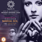 Marga Sol with opening DJ SET on the Albanian Mediterranean Coast!