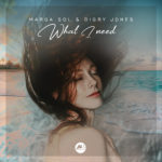 Marga Sol releases New single with Digby Jones